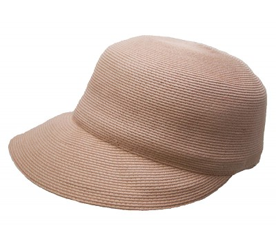 Summer cap - Linda - in dusty pink - travel hat