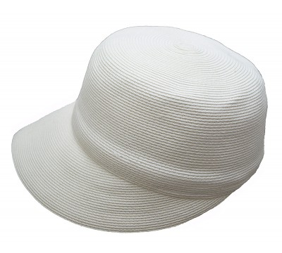 Summer cap - Linda - white