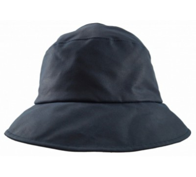Rain hat - Pip - navy wax