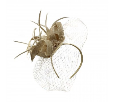 Fascinators - Veerle - Sand