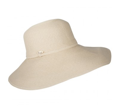 Wide Brim hat -Melina - natural
