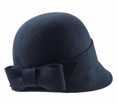 Cloche - Sophia - Black