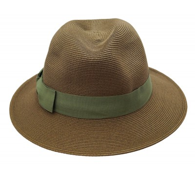 Fedora hat - Venice - Olive green