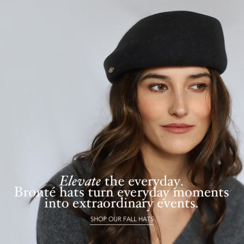 Bronte fall winter hats for women