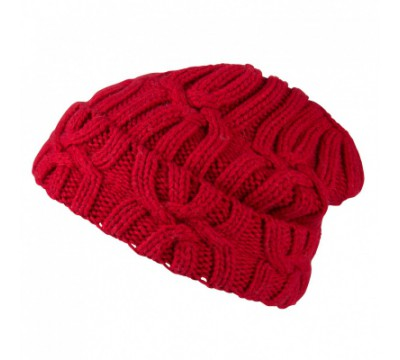 Beanie - Florence - red