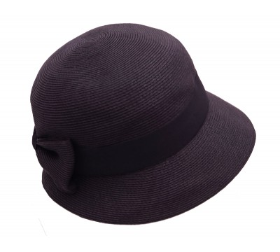 Cloche - Madhila - black - travel hat