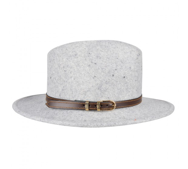 Fedora hat - Cleo - Grey