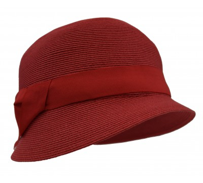 Cloche - Cloche - red - travel hat