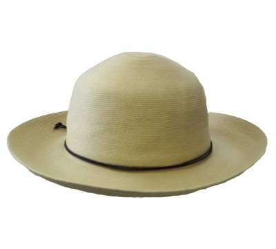Wide brim hat - Anna - natural