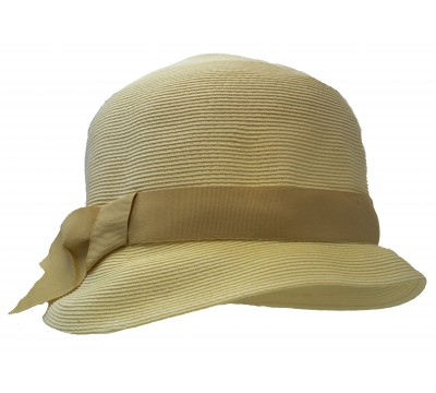 Cloche - Cloche - ivory - travel hat