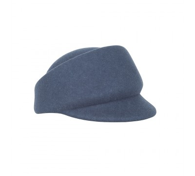 Cap - Fay -  jeans blue<br />