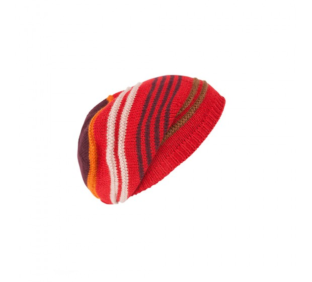 Beanie - Stacey- red