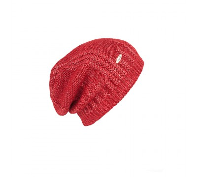 Beanie - Valiani - red