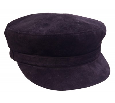 Cap - Shipper - navy wool