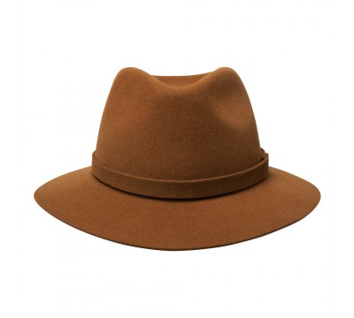 Fedora hat - Ruther - Camel