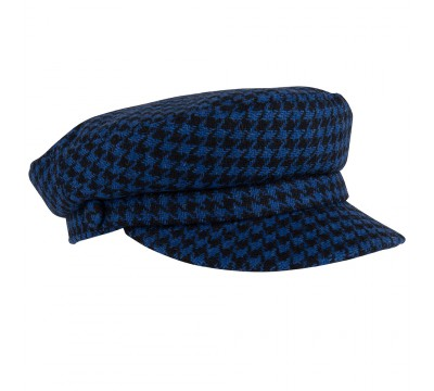 Cap - Shipper- royal blue/black