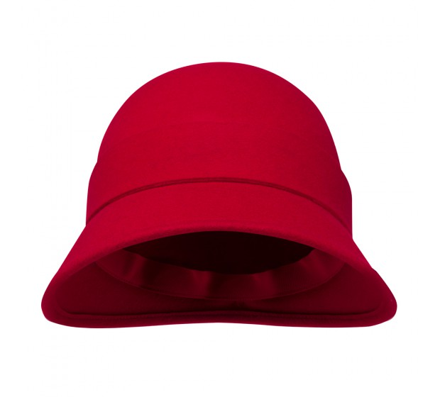 Bronté Cloche - Sophia - red
