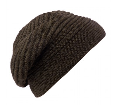 Beret - Faraona - mocca brown