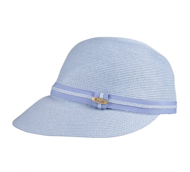 Cap - Linda/B - lavender- travel hat