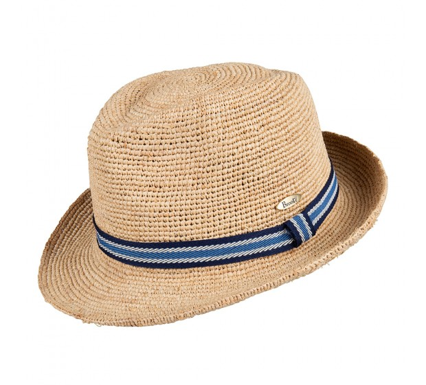 Trilby hat - Steven - natural