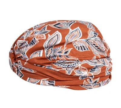 Turban - Benthe- rust/ brown