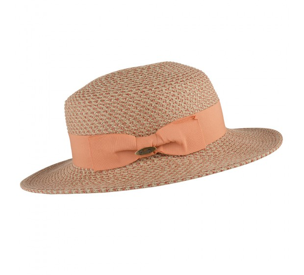 Boater - Matelot - coral mix