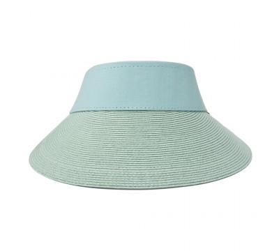 Sun visor - Evy - mint green