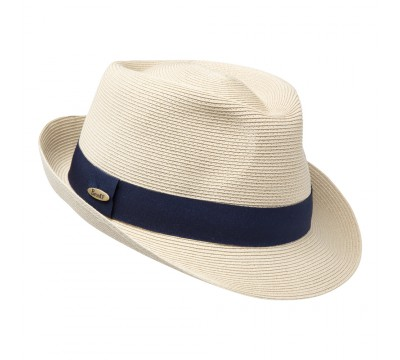 Trilby hat - Trilby -natural- travel hat