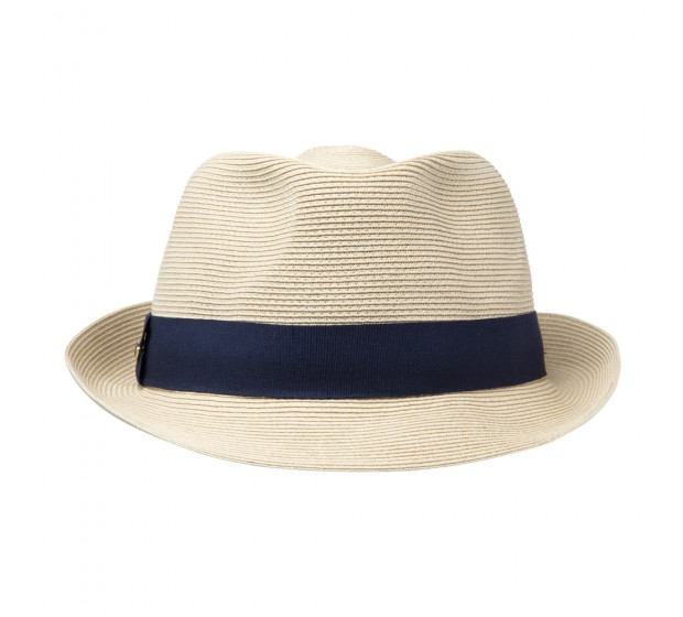 Bronté Trilby hat - Trilby -natural- travel hat