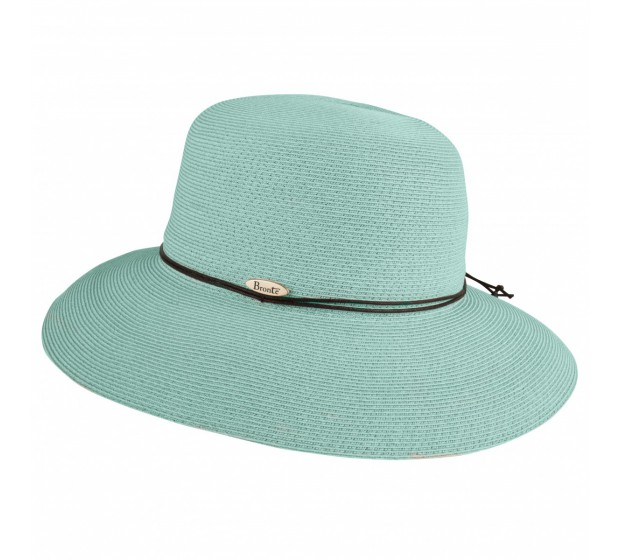 Bronté Wide brim hat - Anna - mint green
