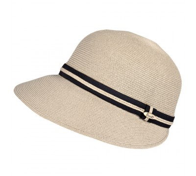 Cap - Linda - naturel - travel hat