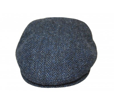 Cap - Stefan- Harris Tweed