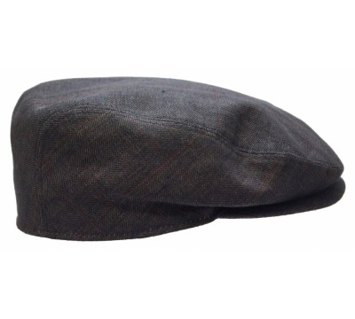 Cap - Stefan- Black Wax<br />